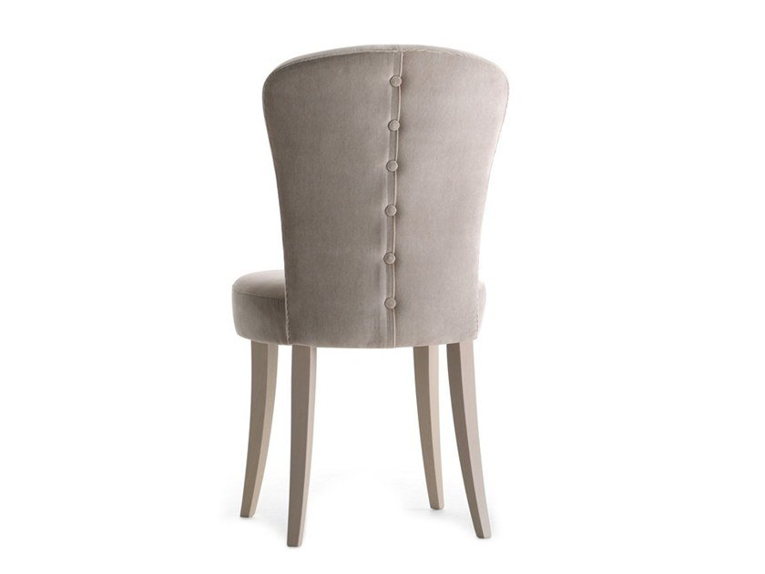 Upholstered chair EUFORIA 00111 by Montbel