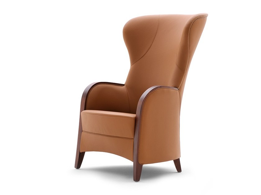 Bergere armchair EUFORIA 00143 by Montbel