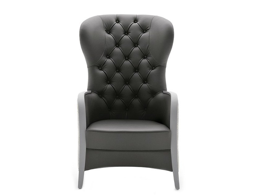 Bergere armchair EUFORIA 00143K by Montbel