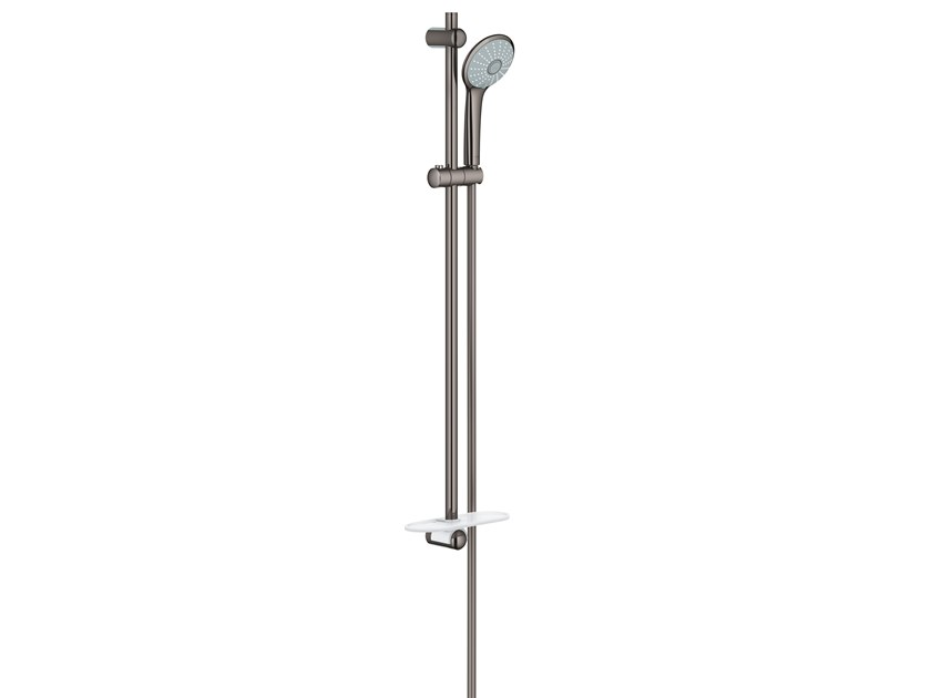 Shower wallbar with hand shower with soap dish EUPHORIA 27226_ | Shower wallbar by Grohe