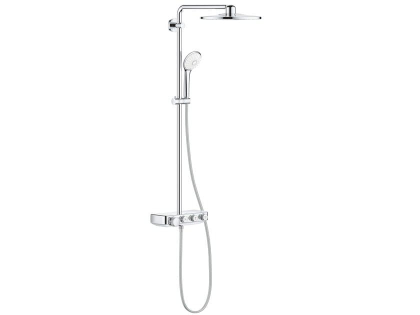 Colonna doccia a parete termostatica EUPHORIA SMARTCONTROL 26507_ | Colonna doccia by Grohe
