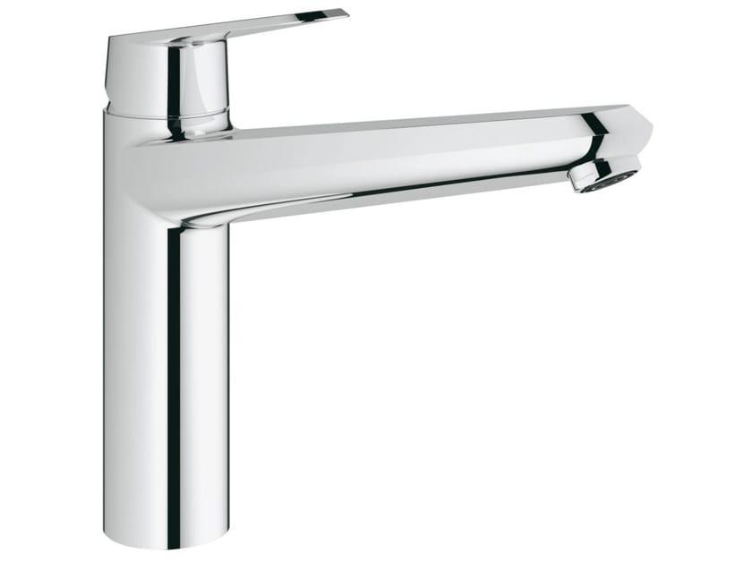Countertop 1 hole kitchen mixer tap with swivel spout EURODISC COSMOPOLITAN | Kitchen mixer tap by Grohe