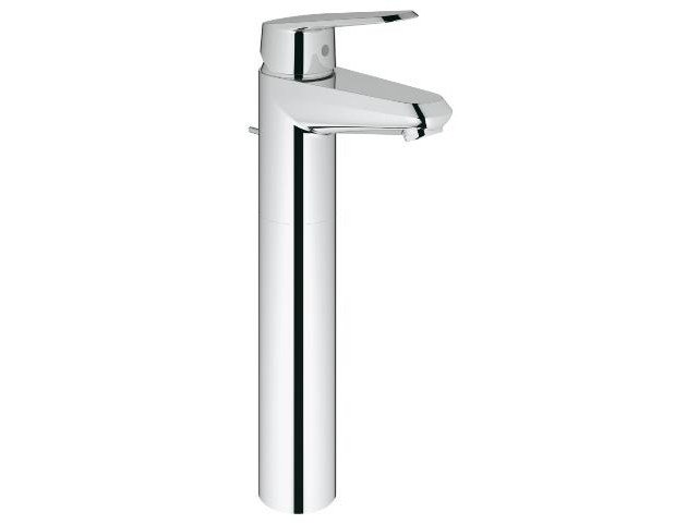 Countertop single handle washbasin mixer with flow limiter EURODISC COSMOPOLITAN SIZE XL | Washbasin mixer with pop up waste by Grohe