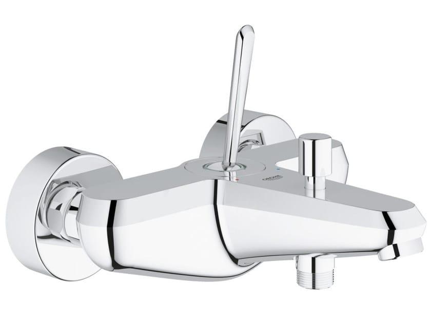 Wall-mounted single handle bathtub/shower mixer EURODISC JOY | Bathtub mixer by Grohe