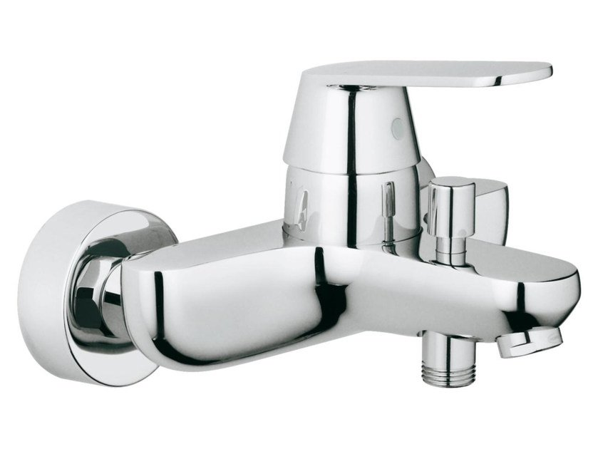 Single handle bathtub/shower mixer with diverter EUROSMART COSMOPOLITAN | Bathtub mixer by Grohe
