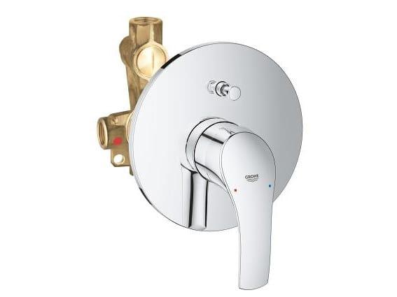 Single handle bathtub/shower mixer with diverter EUROSMART | Bathtub mixer by Grohe