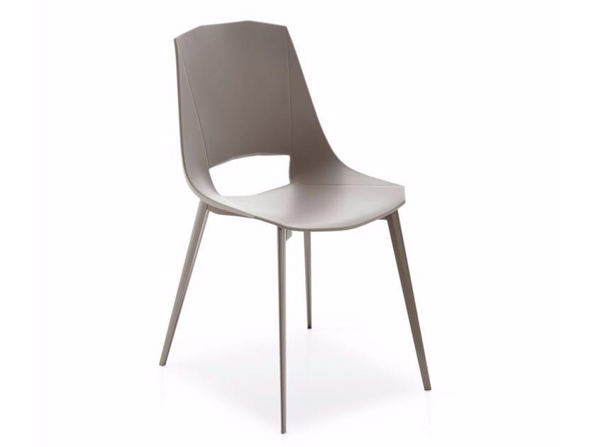 Polypropylene chair EVA 1 | Polypropylene chair by Pointhouse