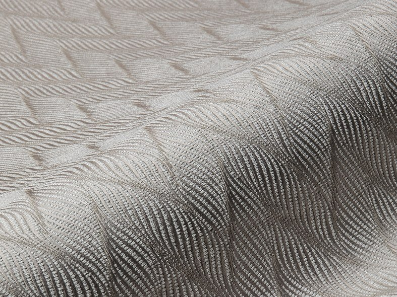 Fire retardant upholstery fabric with graphic pattern EVER LASTING FR by Aldeco