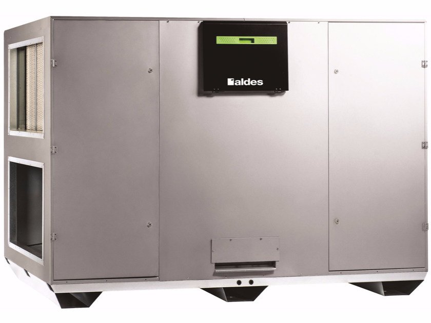 Industrial Heat recovery unit EVEREST XH by ALDES