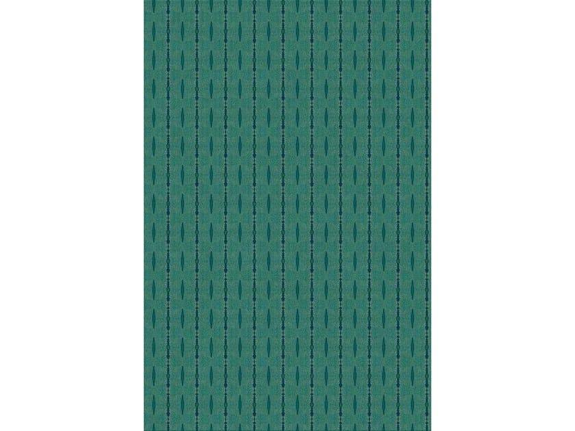 Broadloom printed carpet EVERGLADES ARCADIA SAILOR by Miyabi casa