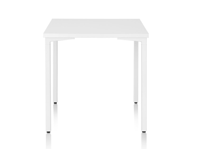 Square table EVERYWHERE | Table by Herman Miller