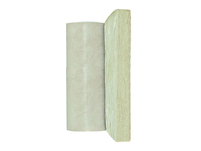 Glass wool Thermal insulation panel / sound insulation felt EVO 4+ by Saint-Gobain ISOVER