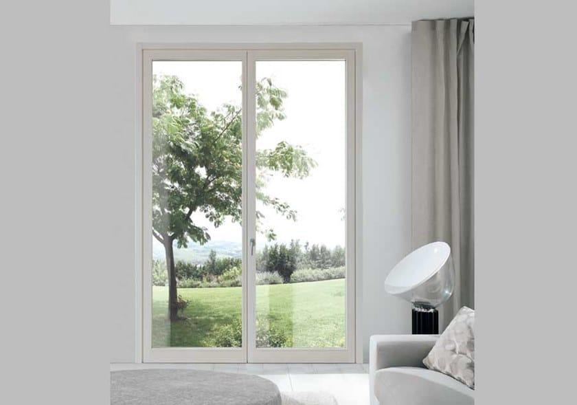 EVO | Porta-finestra a battente