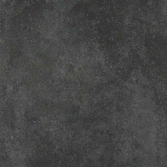 Porcelain stoneware wall/floor tiles with concrete effect EVOKE NERO by Ceramica Fioranese