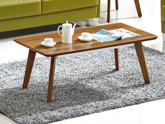 Tavolino da caffè rettangolare in legno EVOLUTIO   Tavolino rettangolare by Arrediorg.it®