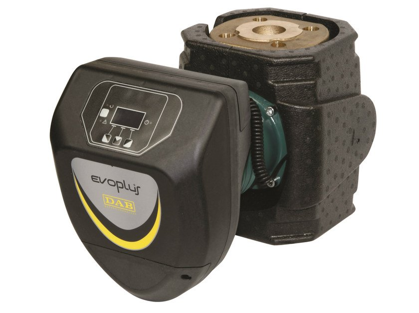 Circulator for heating and air-conditioning systems EVOPLUS SAN by Dab Pumps