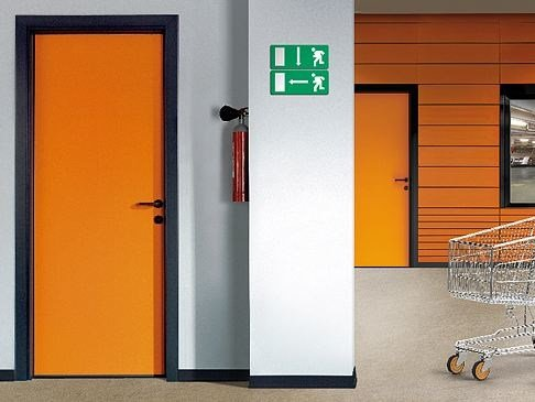 Hinged door EXECUTIVE EX/PV-00 by ROYAL PAT