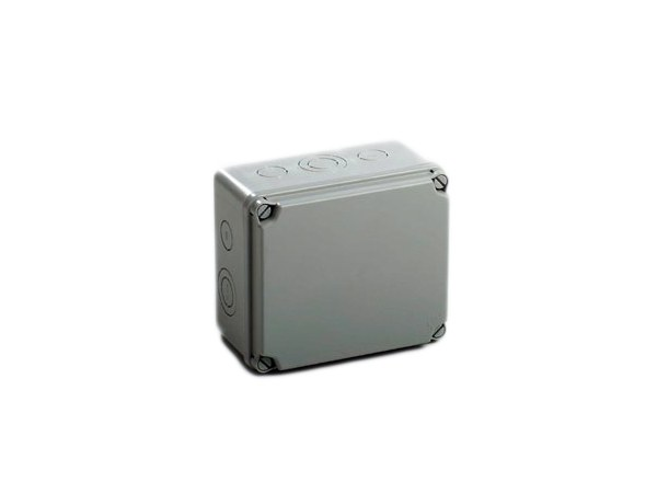 Junction Box with pre-moulded cable entries 165 X 189 X 95 IP67 ENCLOSURE by Garo