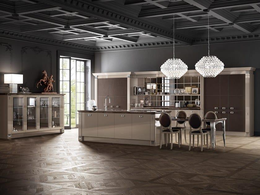 Cucina componibile EXCLUSIVA Linea Scavolini By Scavolini