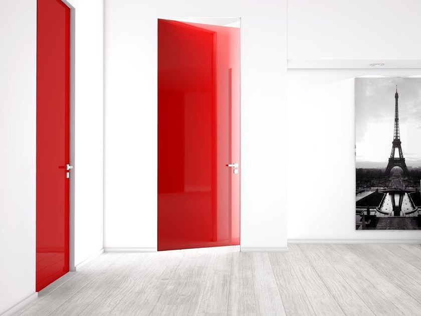 Hinged lacquered door EXCLUSIVE 100 | Hinged door by Interno Doors