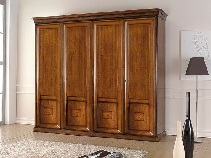 Solid wood wardrobe EXCLUSIVE | Wardrobe by Arvestyle