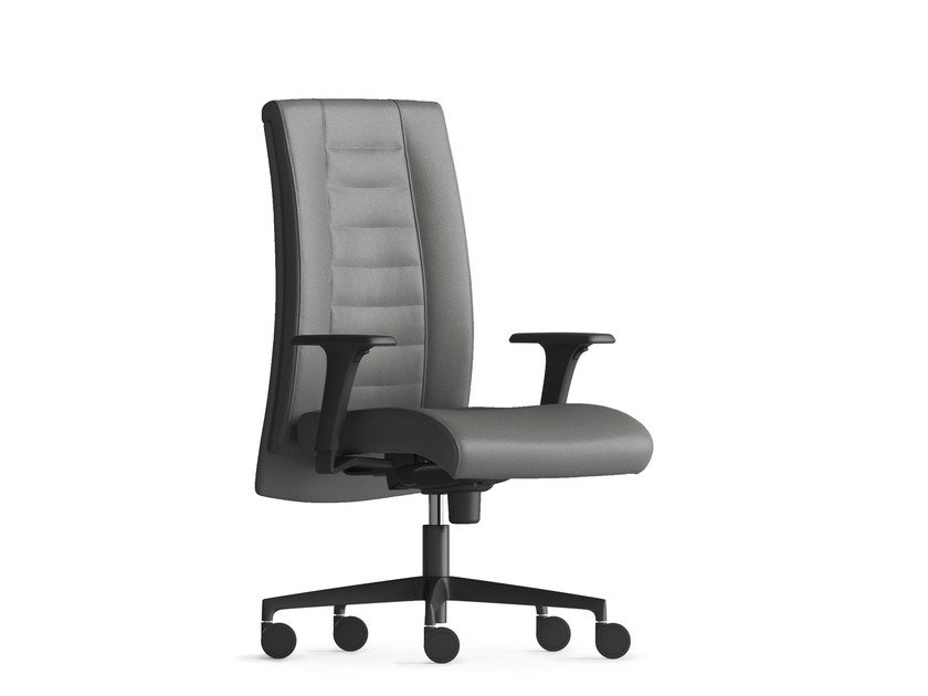 Executive chair with 5-spoke base TAIT | Executive chair by Arte & D