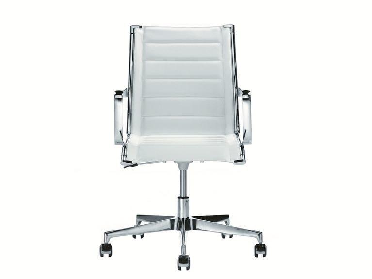 Low back executive chair DEKORA SOFT | Executive chair by Quadrifoglio