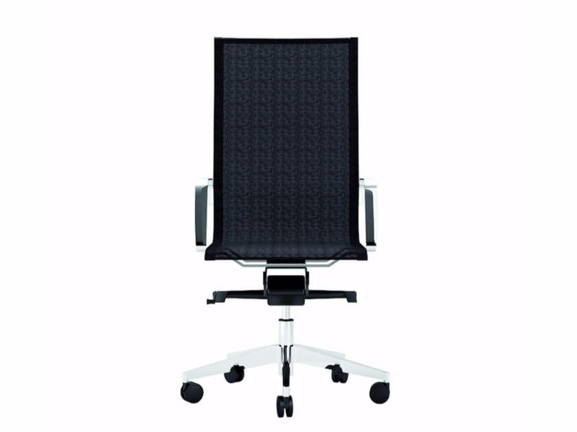 High-back executive chair DIVA | Executive chair by Quadrifoglio