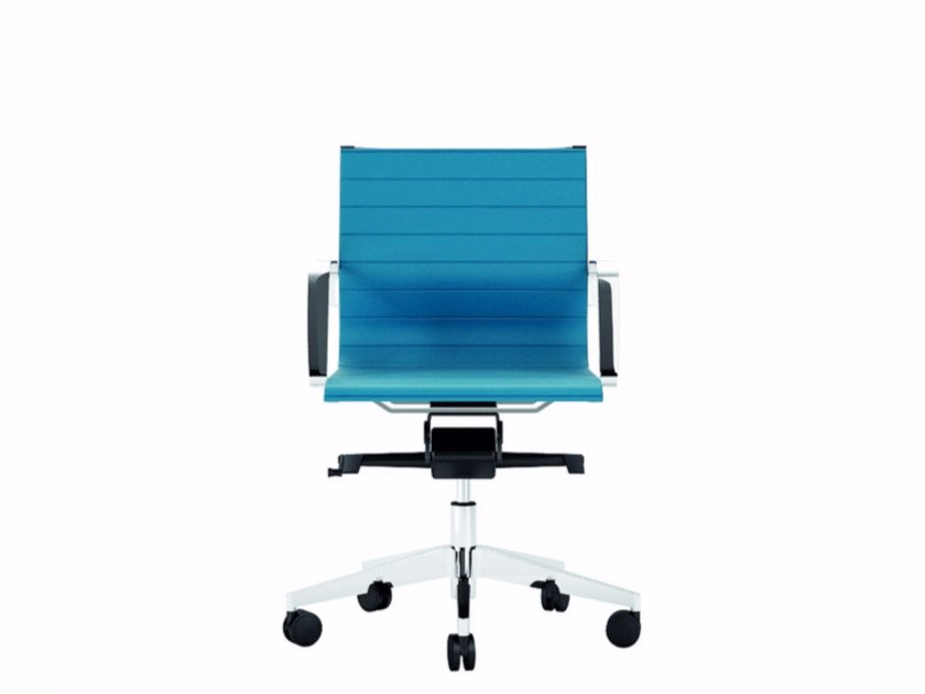 Low back executive chair DIVA SOFT | Executive chair by Quadrifoglio