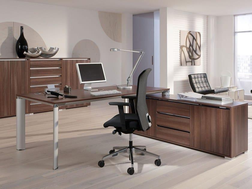 Executive desk PALMA | Executive desk by PALMBERG