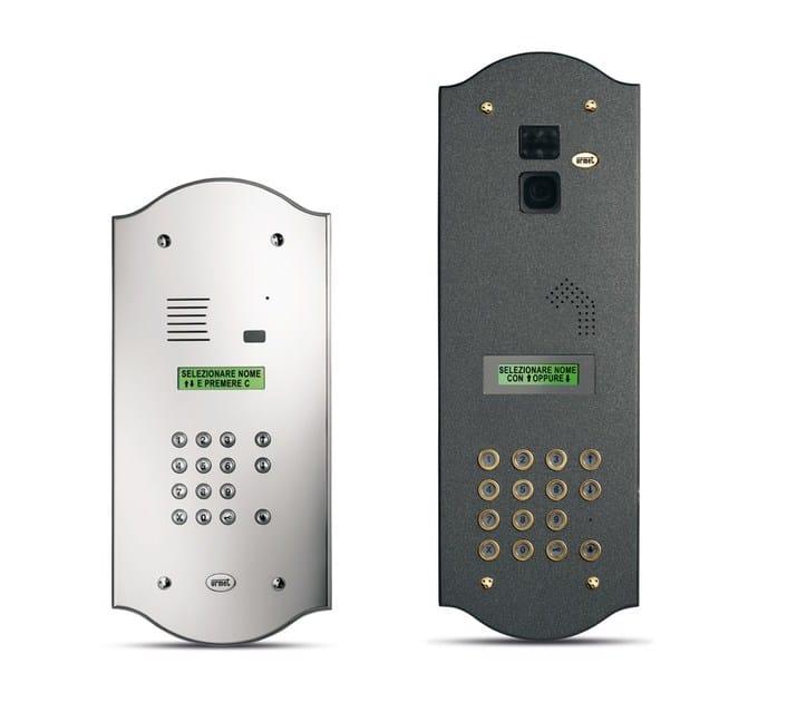 Video entryphone system and equipment Exigo Digital by Urmet