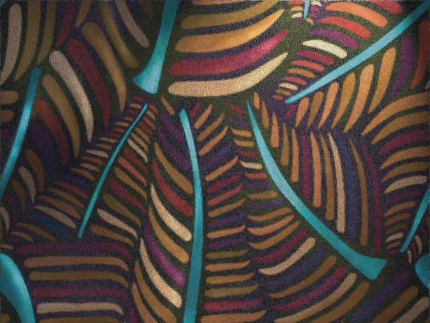 Glass mosaic EXOTICA TROPICAL by DG Mosaic