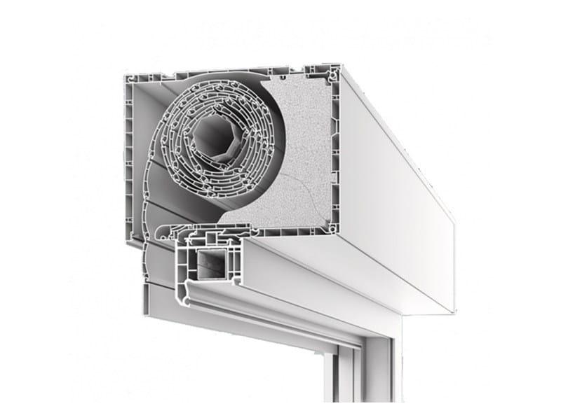 Aluminium Box for roller shutter EXPERT XT by EKO-OKNA