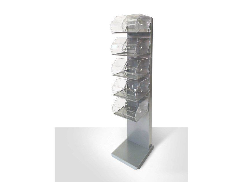 One-side display stand EXPO-SWEET by GEPROM design