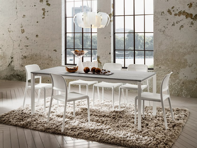 Extending dining table SILVA | Extending table by IDEAS Group