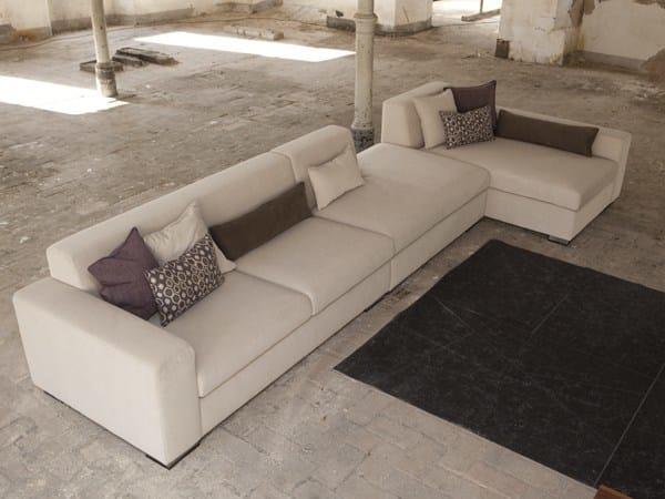 Divano Nuvola Delta Salotti.Exton Sofa With Chaise Longue Exton Collection By Domingo Salotti