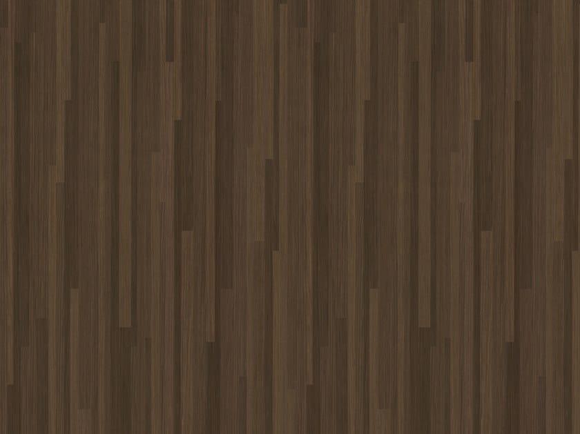 Wooden wall tiles ALPI VELÒ BROWN by ALPI