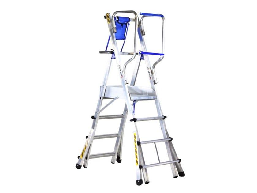 Heavy duty ladder TELEFLY LIGHT by SVELT