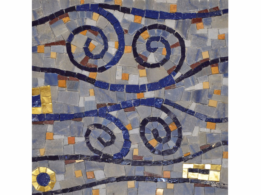 Marble mosaic F3 by FRIUL MOSAIC