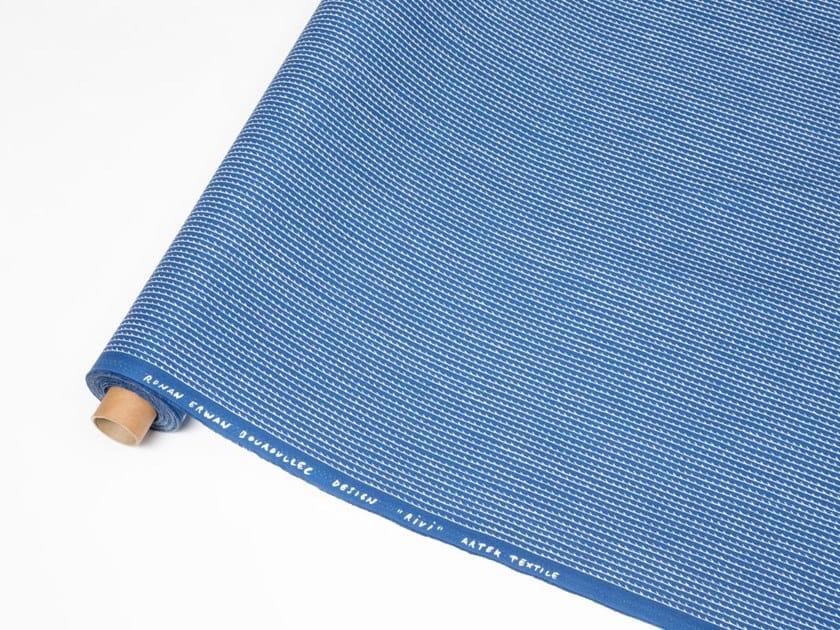 Cotton fabric RIVI | Fabric by Artek