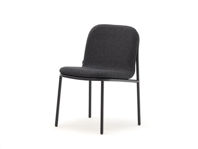 Fabric chair SHELL | Fabric chair by annud