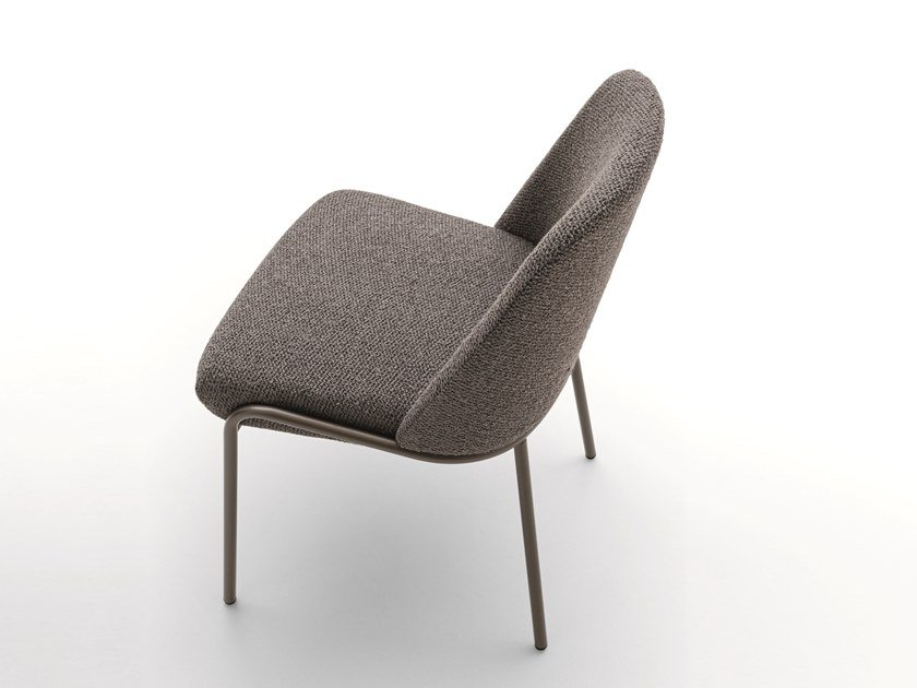 Fabric chair CENTRAL PARK | Fabric chair by Ditre Italia