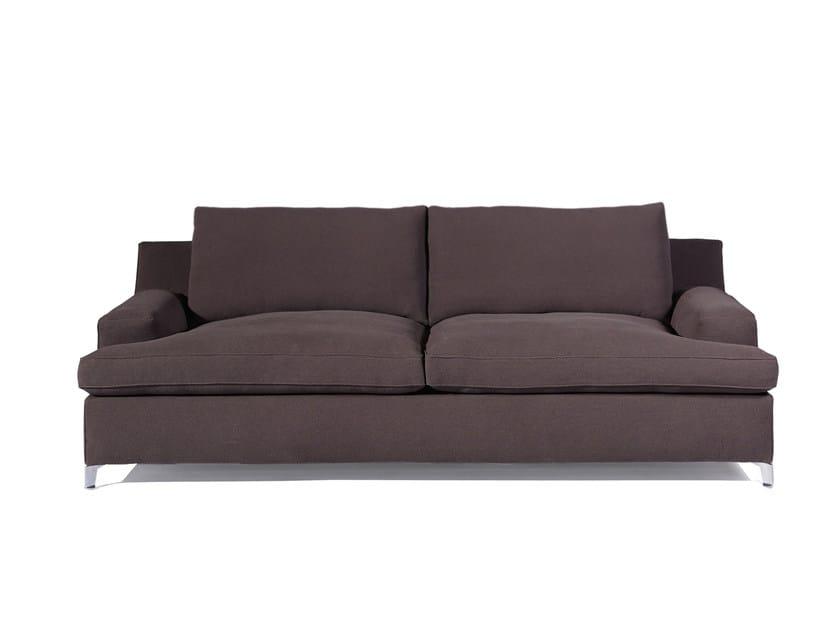 2 Seater Fabric Sofa Malta By Arketipo