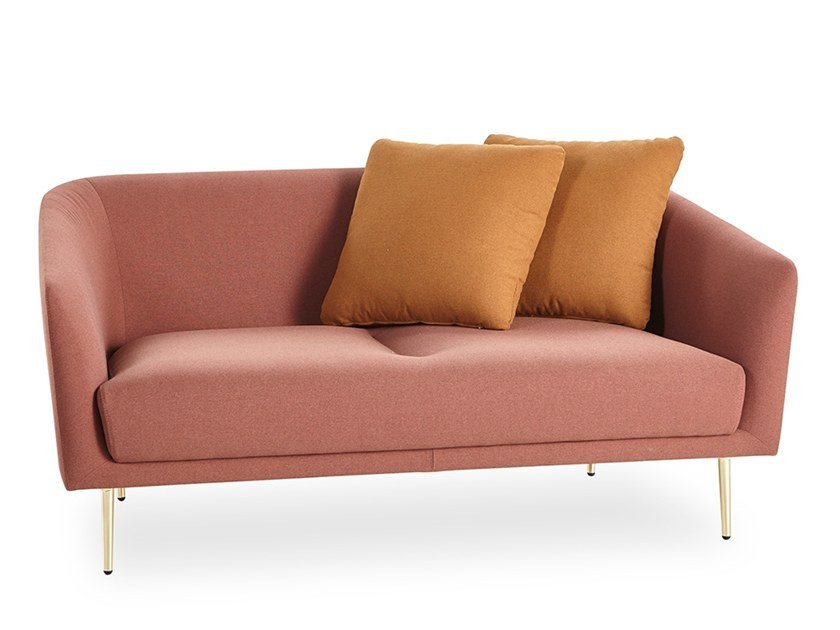2 seater fabric sofa BOOM | Fabric sofa by B&T Design