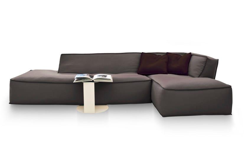 Noe sofa aus stoff kollektion noe by verzelloni design lievore altherr molina - Designer ecksofas stoff ...