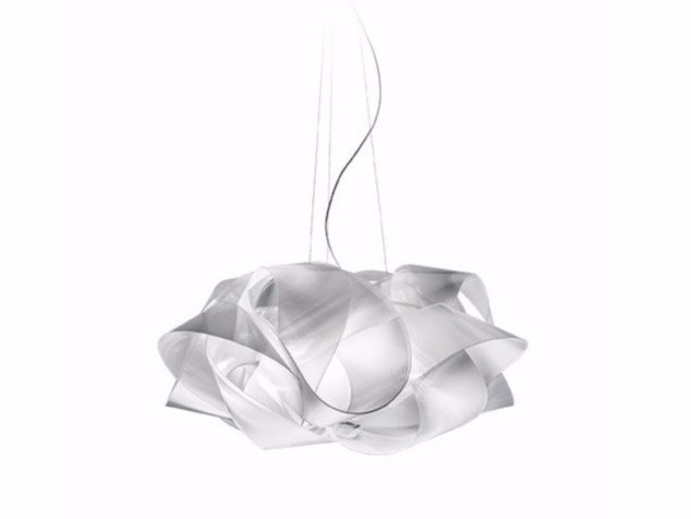 Lampada a sospensione a LED in Lentiflex® FABULA LARGE | Lampada a sospensione by Slamp