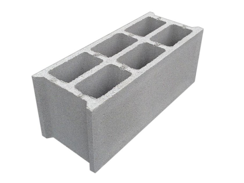 Concrete building block FACE BLOCKS by ACL