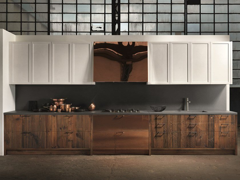 FACTORY | Kitchen Factory Collection By Aster Cucine S.p.A. Design Lorenzo  Granocchia