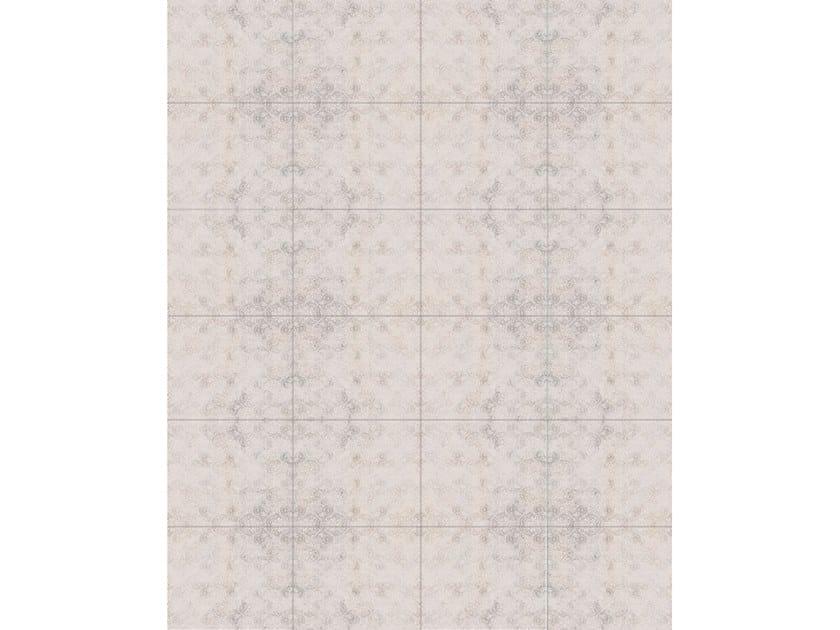 Leather rug FADED CASHMERE by Miyabi casa