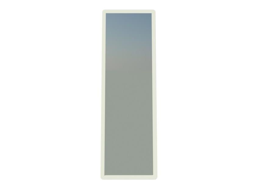 Specchio rettangolare con cornice FAI | Specchio laccato  M02 by 2K1M